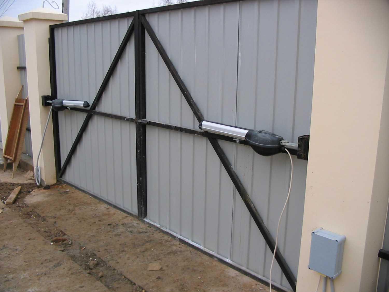 Решения для автоматизированных ворот