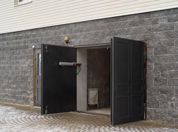 Гаражные ворота с автоматикой. Автоматика для гаражных ворот