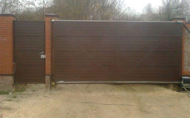 ❷➎ гаражные ворота киев цена купить автоматические