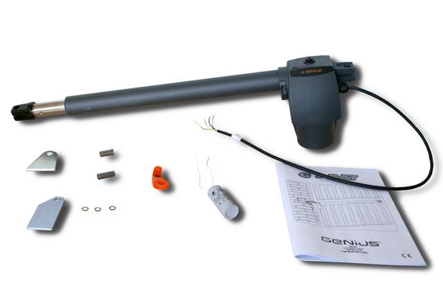 Привод FAAC G-Bat 400 DX
