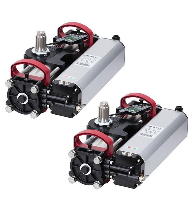 Привод для подземного монтажа S800 CBAC 100°