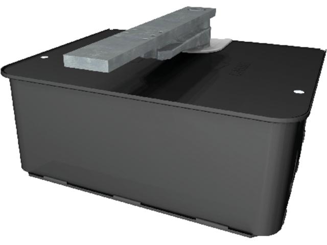 Стальная фундаментная коробка FROG-CFN