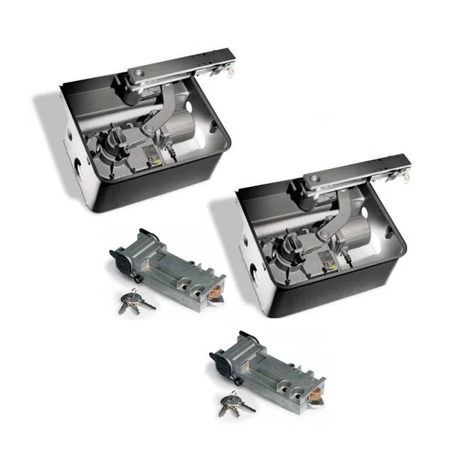 Привод подземного монтажа CAME FROG-A230V Корпус CAME FROG-CFNдля приводов FROG Розблокировка привода― 2 шт.