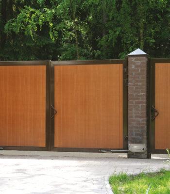 Распашные ворота DoorHan (ДорХан)