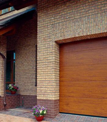 Секционные ворота Alutech (Алютех)