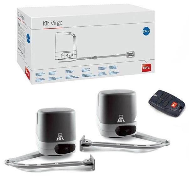 Электроприводыдля распашных ворот VIRGO kit