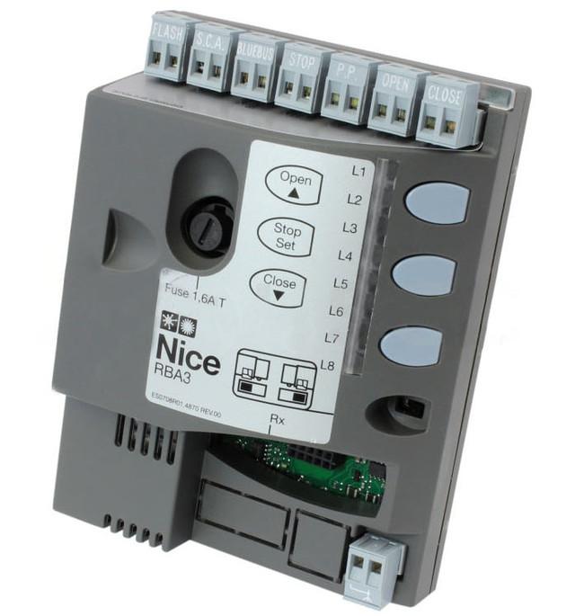 Встраиваемый блок управления NICE RBA3/HS