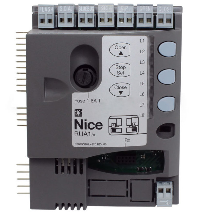 Встраиваемый блок управления NICE RUA1