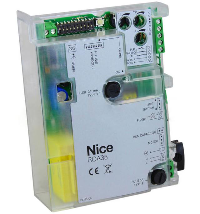 Встраиваемый блок управления NICE ROA38