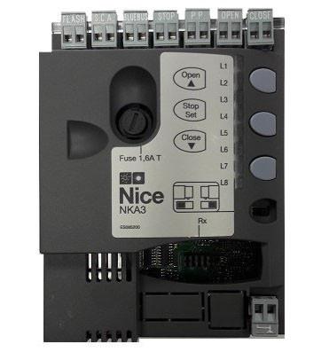 Встраиваемый блок управления NICE NKA3