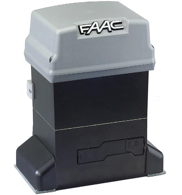 Привод Faac 746 ER Z16 в масляной ванне с встроенным блоком управления 780 D, интенсивность - 70%