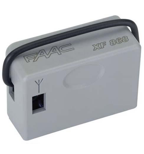Приемник FAAC XF 868 МГц