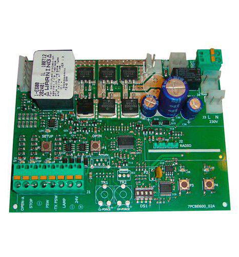 Плата управления FAAC E600