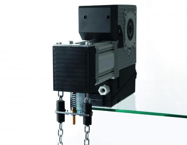 АвтоматикаFaac 540 V BPRдля промышленных секционных ворот