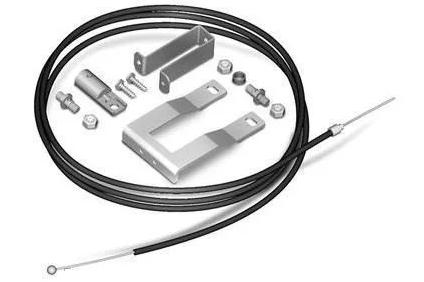 Roger RL-654 - Комплект принадлежностей для внешней разблокировки потолочного привода без ручки