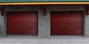 Секционные ворота doorhan RSD02